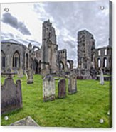 Elgin Cathedral Community - 3 Acrylic Print