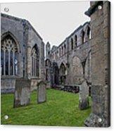 Elgin Cathedral Community - 6 Acrylic Print