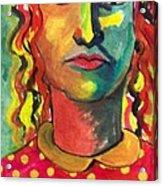 Elia Acrylic Print