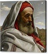 Eliezer Of Damascus Acrylic Print