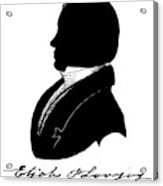 Elijah Parish Lovejoy (1802-1837) Acrylic Print