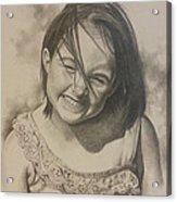Elise Acrylic Print
