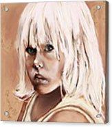Elissa Acrylic Print