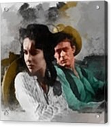 Elizabeth And James - Giant Acrylic Print