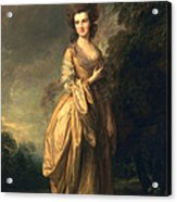 Elizabeth Beaufoy, Later Elizabeth Acrylic Print