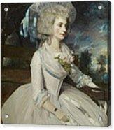 Elizabeth Countess Of Warwick Acrylic Print