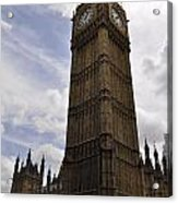 Elizabeth Tower Acrylic Print