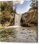 Elk Creek Falls 31 Acrylic Print