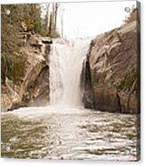Elk Creek Falls 36 Acrylic Print
