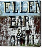 Ellen's Place Acrylic Print