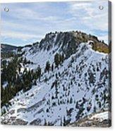 Ellis Peak Trail 5 Acrylic Print