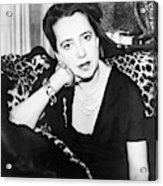 Elsa Schiaparelli (1890-1973) Acrylic Print