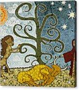 Elton's Fairytale  Acrylic Print
