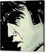 Elvis.     The King Acrylic Print