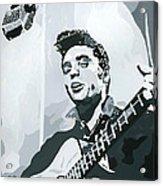 Elvis At Sun Acrylic Print
