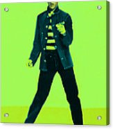 Elvis Is In The House 20130215p42 Acrylic Print by Wingsdomain Art and Photography