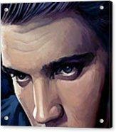 Elvis Presley Artwork 2 Acrylic Print