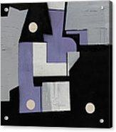Ema Ube Abstraction Acrylic Print