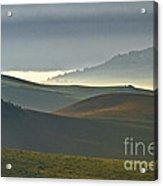 Embalses Del Guadalteba Landscape - Andalusia Acrylic Print
