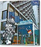 Embarcadero Buildings In San Francisco-california  Acrylic Print