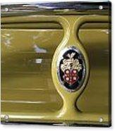 Emblem Acrylic Print