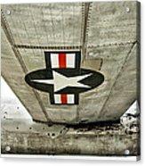 Emblem Underneath Acrylic Print