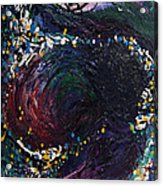 Embraced Swirl Acrylic Print