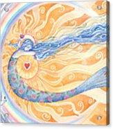 Embracing Love Acrylic Print