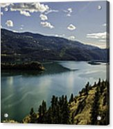 Emerald Kal Acrylic Print by Rod Sterling