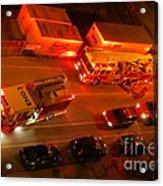 Emergency Response Acrylic Print
