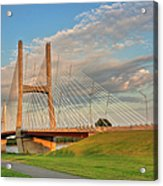 Emerson Bridge Acrylic Print