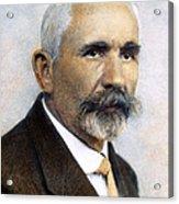 Emil Kraepelin (1856-1926) Acrylic Print