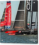 Emirates And Oracle Acrylic Print