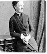 Emma Wedgwood Darwin (1808-1896) Acrylic Print