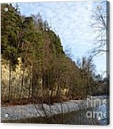 Emme's Valley  Acrylic Print