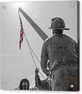 Emmitsburg 9 - 11 Memorial Acrylic Print