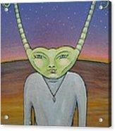 Emmy Acrylic Print