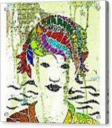 Emote Acrylic Print