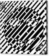 Emoticon So Very Funny Maze  Acrylic Print