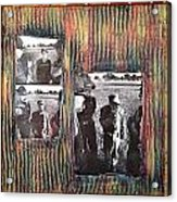 Emotional Breakdown By Alfredo Garcia Acrylic Print