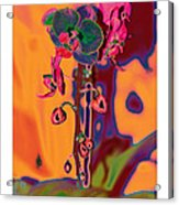 Emotional Colors Acrylic Print