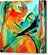 Emotional Healing Acrylic Print