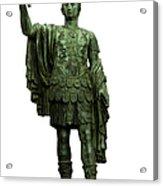 Emperor Marcus Cocceius Nerva Acrylic Print