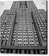 Empire State Of Mind Acrylic Print