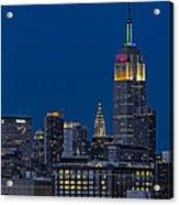 Empire State Acrylic Print
