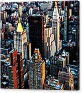 Empire View Acrylic Print