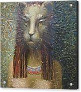 Empress Acrylic Print