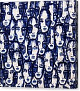Empyreal Souls No. 11 Acrylic Print