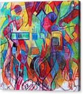 Emunah 21 Acrylic Print