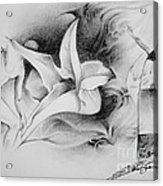 En Voyage Acrylic Print